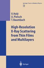 High-Resolution X-Ray Scattering from Thin Films and Multilayers