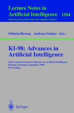 KI-98: Advances in Artificial Intelligence
