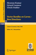Vector Bundles on Curves — New Directions