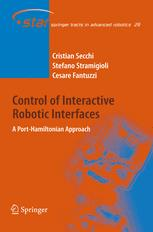 Control of Interactive Robotic Interfaces