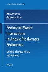 Sediment-Water Interactions in Anoxic Freshwater Sediments