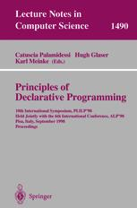 Principles of Declarative Programming