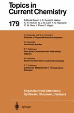 Organolanthoid Chemistry: Synthesis, Structure, Catalysis