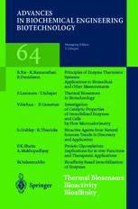 Thermal Biosensors, Bioactivity, Bioaffinitty