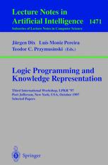 Logic Programming and Knowledge Representation