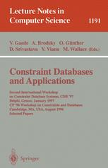 Constraint Databases and Applications