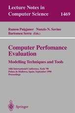 Computer Performance Evaluation
