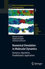 Numerical Simulation in Molecular Dynamics