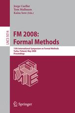 FM 2008: Formal Methods