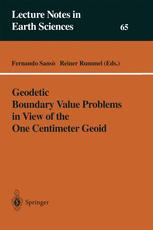 Geodetic Boundary Value Problems in View of the One Centimeter Geoid