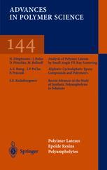 Polymer Latexes - Epoxide Resins - Polyampholytes