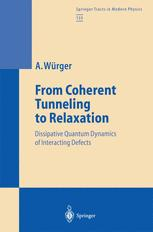 From Coherent Tunneling to Relaxation