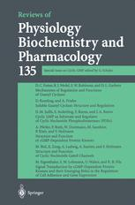 Reviews of Physiology, Biochemistry and Pharmacology, Volume 135