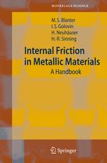 Internal Friction in Metallic Materials