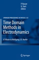 Time Domain Methods in Electrodynamics