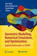 Geometric Modelling, Numerical Simulation, and Optimization