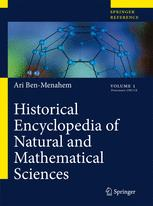 [Historical Encyclopedia of Natural and Mathematical Sciences]