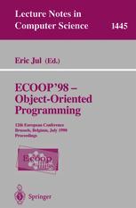 ECOOP'98 — Object-Oriented Programming