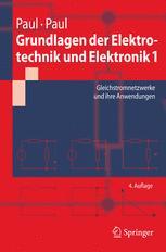 Grundlagen der Elektrotechnik und Elektronik 1