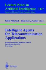 Intelligent Agents for Telecommunication Applications