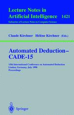 Automated Deduction — CADE-15
