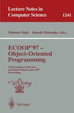 ECOOP'97 — Object-Oriented Programming