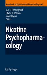 Nicotine Psychopharmacology