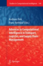 Advances in Computational Intelligence in Transport, Logistics, and Supply Chain Management