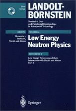 Low Energy Neutrons and their Interaction with Nuclei and Matter. Part 2