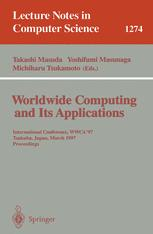Worldwide Computing and Its Applications