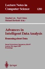 Advances in Intelligent Data Analysis Reasoning about Data