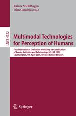 Multimodal Technologies for Perception of Humans