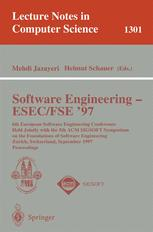 Software Engineering — ESEC/FSE'97