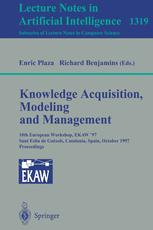 Knowledge Acquisition, Modeling and Management