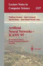 Artificial Neural Networks — ICANN'97