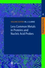 Less Common Metals in Proteins and Nucleic Acid Probes