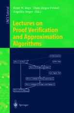 Lectures on Proof Verification and Approximation Algorithms