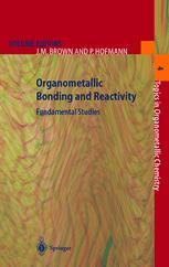 Organometallic Bonding and Reactivity