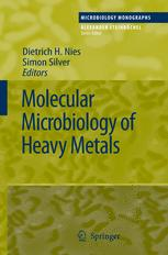 Molecular Microbiology of Heavy Metals
