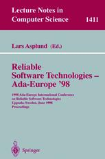Reliable Software Technologies — Ada-Europe