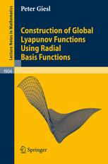 Construction of Global Lyapunov Functions Using Radial Basis Functions