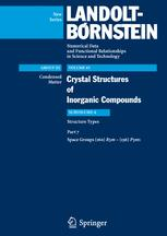 Crystal Structures of Inorganic Compounds