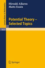 Potential Theory—Selected Topics