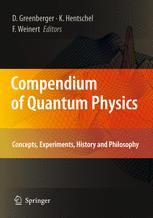 Compendium of Quantum Physics