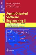 Agent-Oriented Software Engineering II