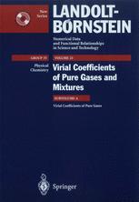 Virial Coefficients of Pure Gases