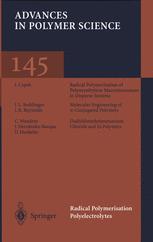 Radical Polymerisation Polyelectrolytes