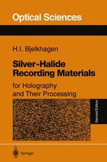 Silver-Halide Recording Materials