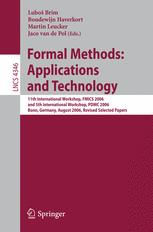 Formal Methods: Applications and Technology