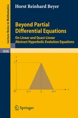Beyond Partial Differential Equations